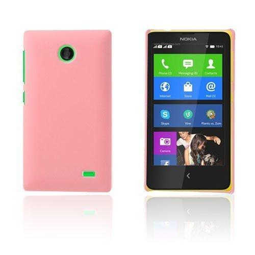 Guillou Pinkki Nokia X Suojakuori