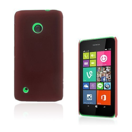 Guillou Punainen Nokia Lumia 530 Suojakuori