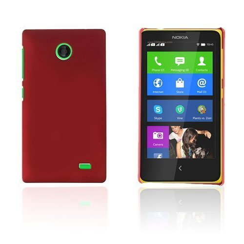 Guillou Punainen Nokia X Suojakuori