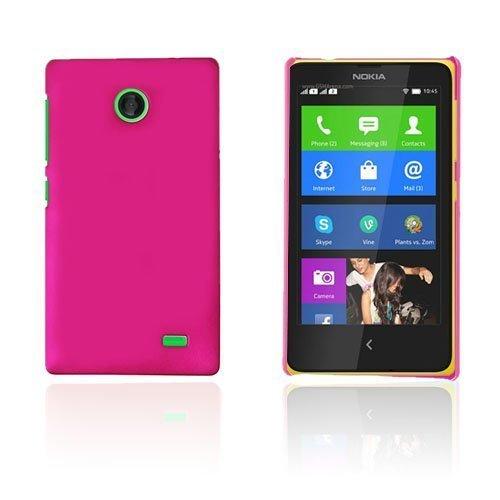 Guillou Ruusu Nokia X Suojakuori