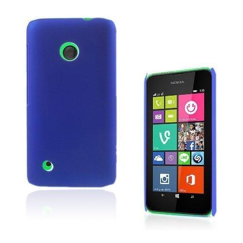 Guillou Tummansininen Nokia Lumia 530 Suojakuori