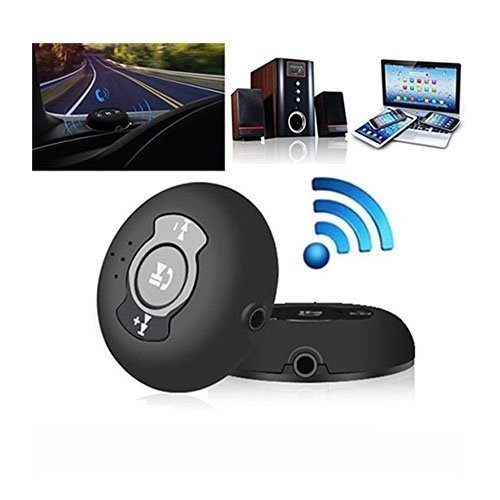H-366 Bluetooth V4.0 Langaton Audio Vastaanotin Mikrofonilla 3.5mm Portilla