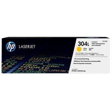 HP 304L Toner CC532L Keltainen