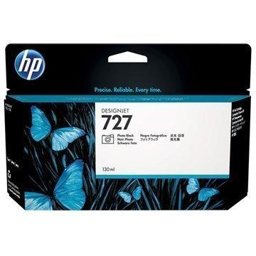 HP 727 Mustepatruuna B3P23A Valokuva Musta
