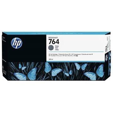 HP 764 Mustepatruuna C1Q18A Harmaa