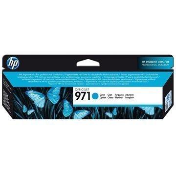 HP 971 Mustepatruuna CN622AE Syaani