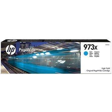 HP 973X Mustepatruuna F6T81AE Syaani
