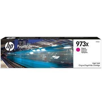 HP 973X Mustepatruuna F6T82AE Magenta