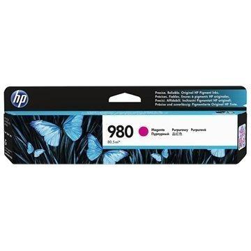 HP 980 Mustepatruuna D8J08A Magenta
