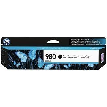 HP 980 Mustepatruuna D8J10A Musta