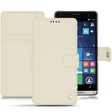 HP Elite X3 Noreve Tradition B Wallet Case Valkoinen