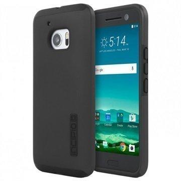 HTC 10 Incipio DualPro Kotelo Musta