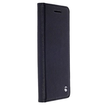 HTC 10 Krusell Malmo Lompakkokotelo Musta