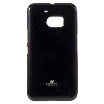 HTC 10 Mercury Goospery Kotelo Musta