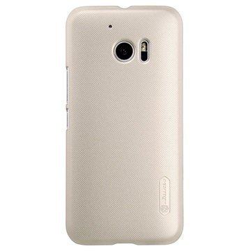 HTC 10 Nillkin Super Frosted Suojakotelo Kulta