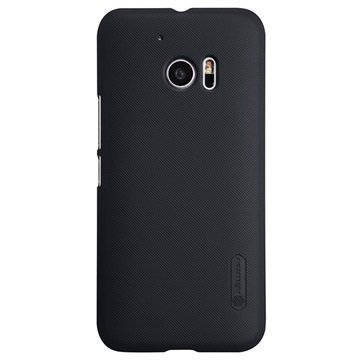 HTC 10 Nillkin Super Frosted Suojakotelo Musta