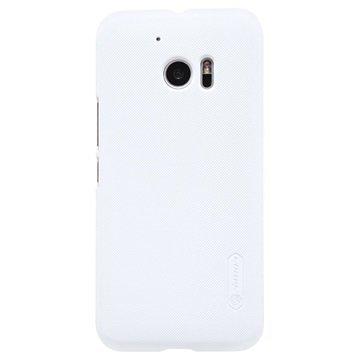 HTC 10 Nillkin Super Frosted Suojakotelo Valkoinen