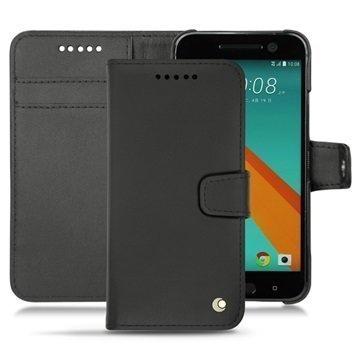 HTC 10 Noreve Tradition B Nahkainen Lompakkokotelo Perpétuelle Musta