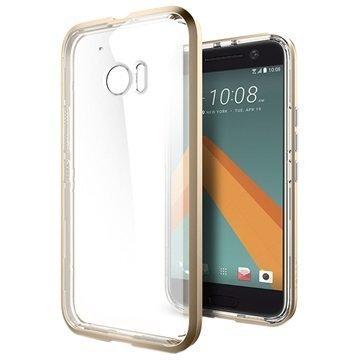 HTC 10 Spigen Neo Hybrid Crystal Kotelo Samppanja Kulta