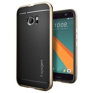 HTC 10 Spigen Neo Hybridikotelo Samppanjakulta