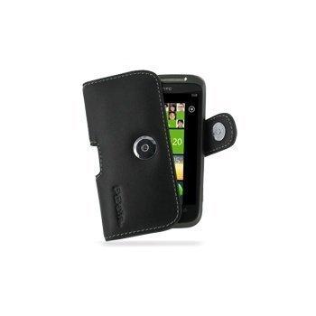 HTC 7 Mozart PDair Leather Case 3BHT7MP01 Musta