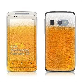 HTC 7 Surround Beer Bubbles Skin