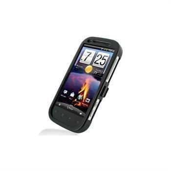 HTC Amaze 4G Metal Case Musta