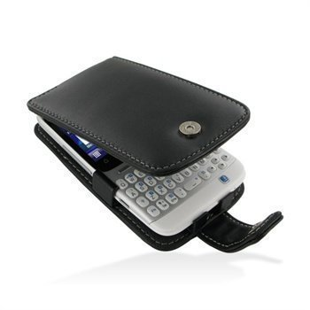 HTC ChaCha PDair Leather Case 3BHTCCF41 Musta