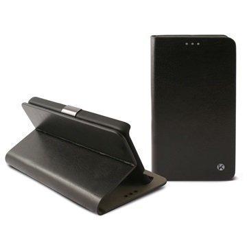 HTC Desire 320 Ksix Folio Case Black