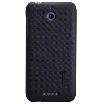HTC Desire 510 Nillkin Super Frosted Suojakotelo Musta