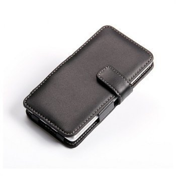 HTC Desire 600 Dual sim PDair Leather Case 3BHTD6B41 Musta