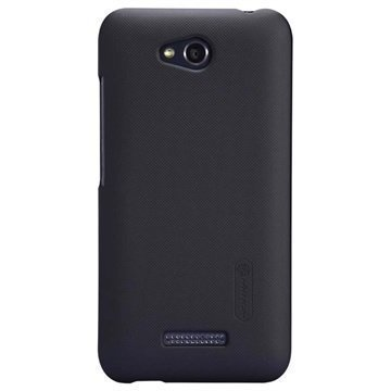 HTC Desire 616 Dual Sim Nillkin Super Frosted Shield Suojakotelo Musta
