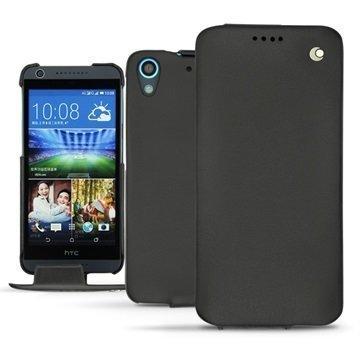 HTC Desire 626 Noreve Tradition Nahkainen Läppäkotelo Perpétuelle Musta