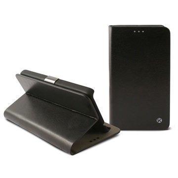 HTC Desire 820 Desire 820 Dual Sim Ksix Folio Kotelo Musta