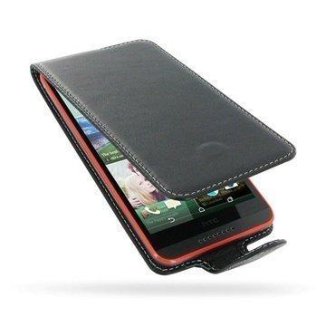 HTC Desire 820 PDair Leather Case NP3BHT82FX1 Musta
