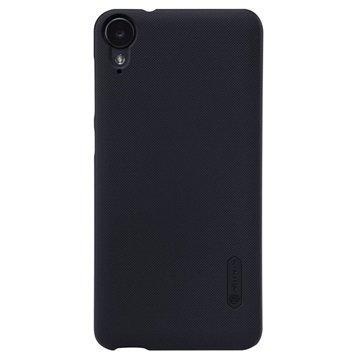 HTC Desire 825 Nillkin Frosted Suojakotelo Musta