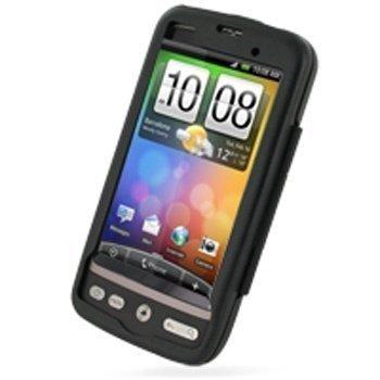 HTC Desire Alumiinikotelo Musta