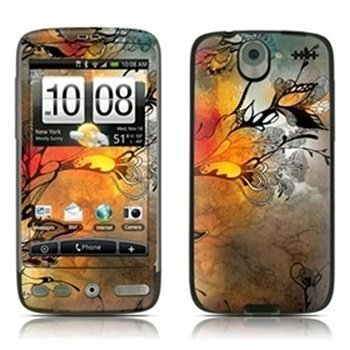 HTC Desire Before The Storm Skin