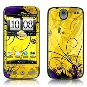 HTC Desire Chaotic Land Skin