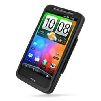 HTC Desire HD Pdair Alucase Black