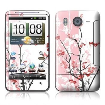 HTC Desire HD Pink Tranquility Skin
