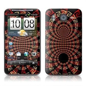 HTC Desire HD Roulette Sunset Skin