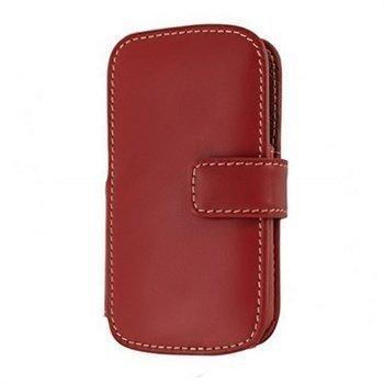 HTC Desire PDair Leather Case 3RHTDEB41 Punainen