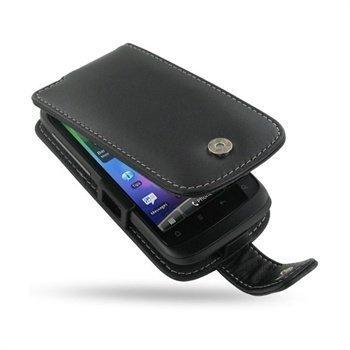 HTC Desire S PDair Leather Case 3BHTDGF41 Musta