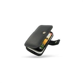 HTC Desire X PDair Leather Case 3BHTDXB41 Musta