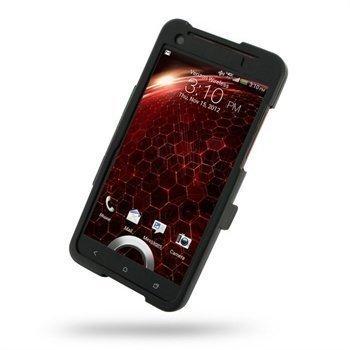HTC Droid DNA Metal Case Black