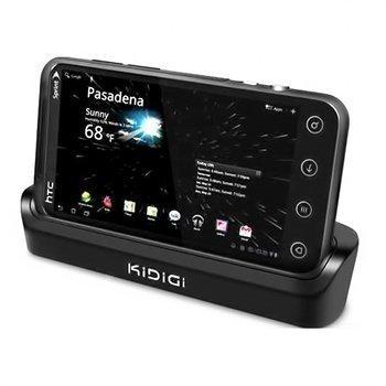 HTC EVO 3D KiDiGi HDMI USB Desktop ChargerUSB Desktop Charger