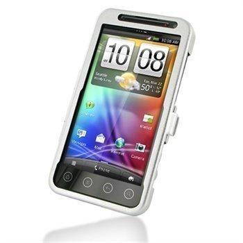 HTC EVO 3D Metal Case Hopeinen