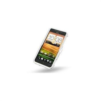 HTC Evo 4G LTE Metal Case Silver