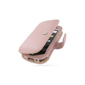 HTC Google Nexus One PDair Leather Case 3PHTNSB41 Vaaleanpunainen